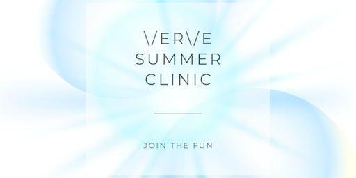 \ / ER \ / E 2019 Summer Clinic