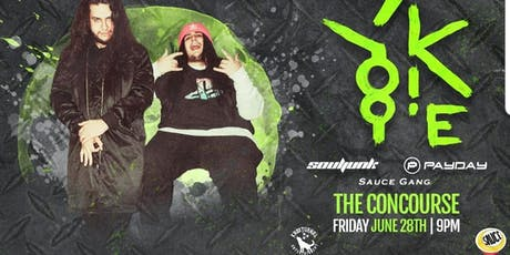 YOOKiE @ The Concourse tickets
