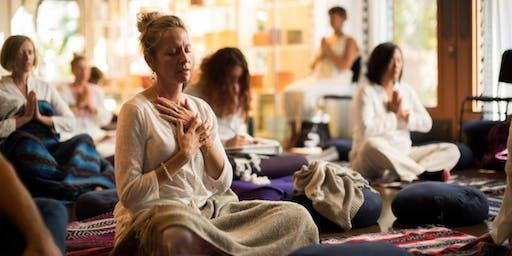 Music, Meditation, and Dialogue