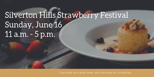 Silverton Hills Strawberry Festival