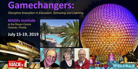 Gamechangers: Media and Design Education Institute tickets