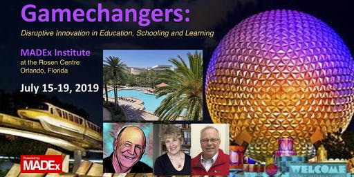 Gamechangers: Media and Design Education Institute