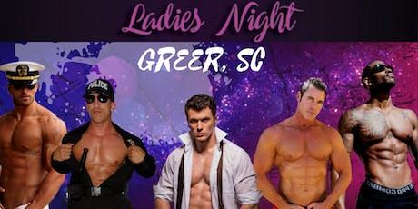 Greer, SC. Magic Mike Show Live. Pour Sports Pub tickets