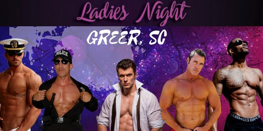 Greer, SC. Magic Mike Show Live. Pour Sports Pub