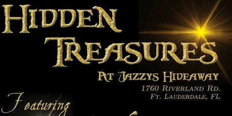 Hidden Treasures tickets