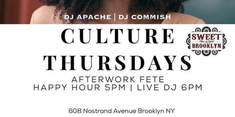 Culture Thursdays tickets