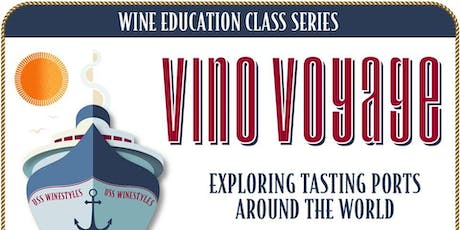 Vino Voyage Wine Tasting Class: Burgundy, France tickets