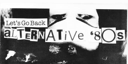 Alternative 80's Edinburgh