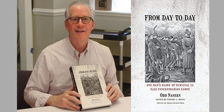 The Secret WWII Concentration Camp Diary of Odd Nansen: Book Talk with Timothy Boyce tickets