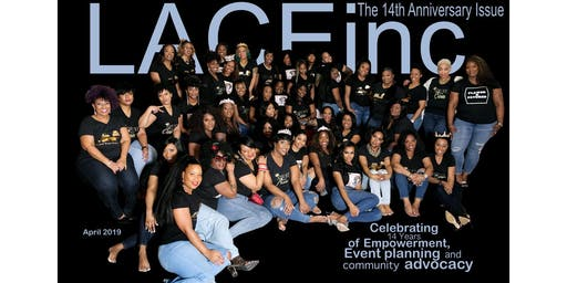 Laces Inc turns 14