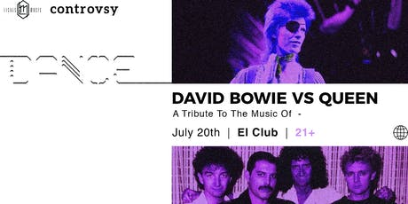 Queen vs Bowie (Dance Party) tickets