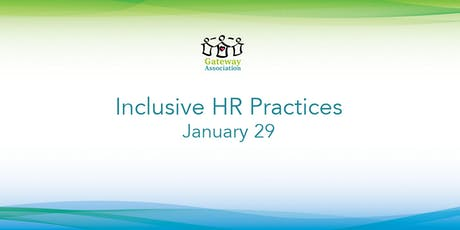 Inclusive HR Practices tickets