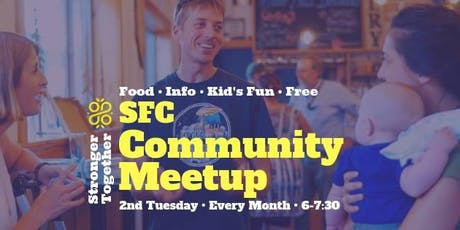 SFC Community Meetup tickets