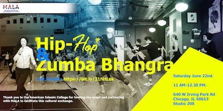 MALA Presents:  Zumba Bhangra Hip Hop tickets