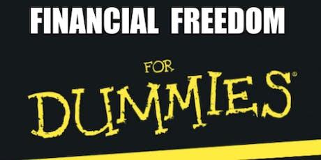 FINANCIAL FREEDOM COMMUNITY OPEN HOUSE INVITATION  tickets