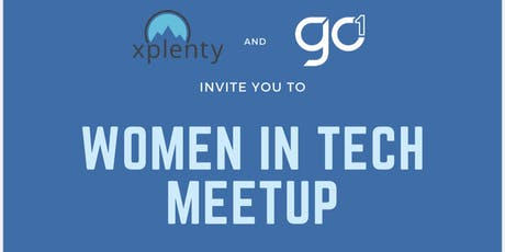 Salt Lake City, Women in Tech Meetup Hosted by GO1 and Xplenty tickets