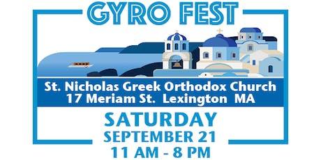 GYRO FEST tickets