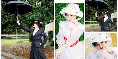 Royal Tea with Mary Poppins