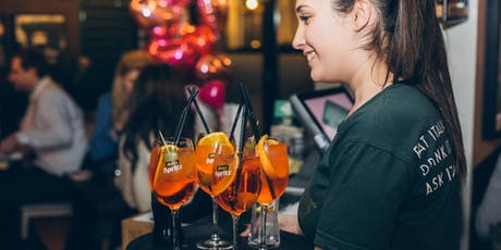Summer Nights at ASK Italian with Aperol tickets