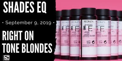 Redken Shades EQ Right On Tone Blondes