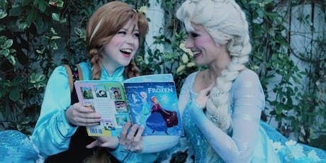 Frozen Tea Party tickets