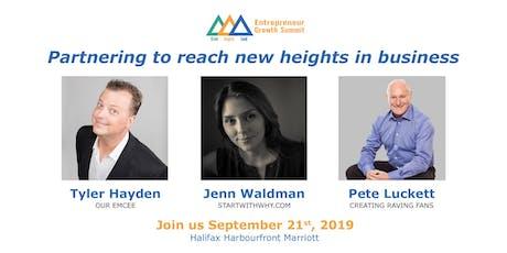 Entrepreneur Growth Summit - Halifax 2019 tickets