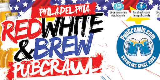 Philadelphia July 4th Weekend Pub Crawl 2019