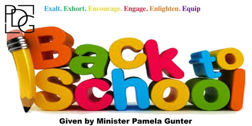 Back 2 School Rally 2019