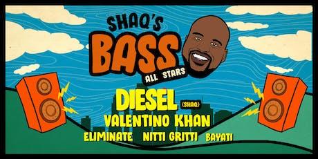Shaq's Bass All Stars tickets