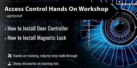 NJ Access Control Hands on Workshop tickets