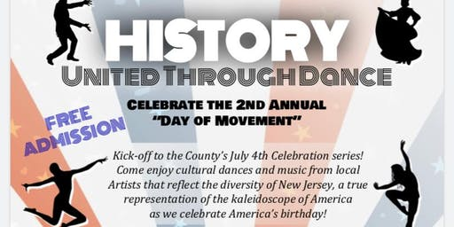 2nd Annual Day of Movement: History United Through Dance