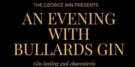 Bullards Gin: Charcuterie and Gin Tasting Evening tickets