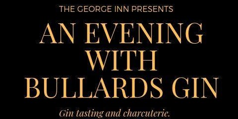 Bullards Gin: Charcuterie and Gin Tasting Evening