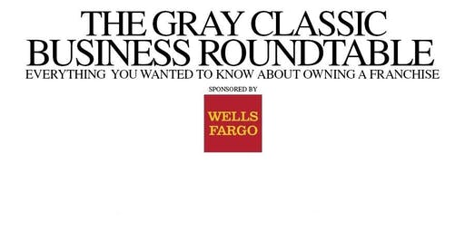 Gray Classic 2019  Business Roundtable