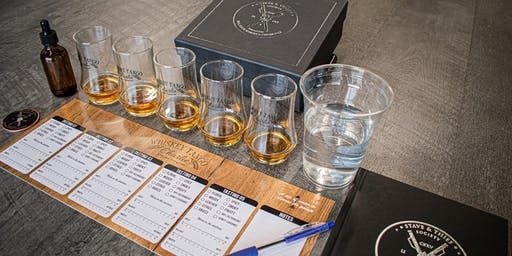 The Asbury & Whiskey Tango Charlie present a Bourbon Tasting Dinner