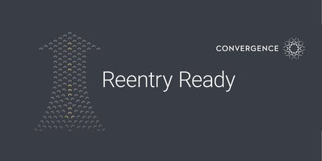 Reentry Ready Announces Comprehensive Plan to Support Success tickets