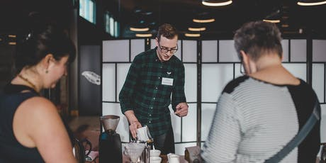 The People Behind the Coffee that you Drink by Jordon Jeschke from Transcend tickets
