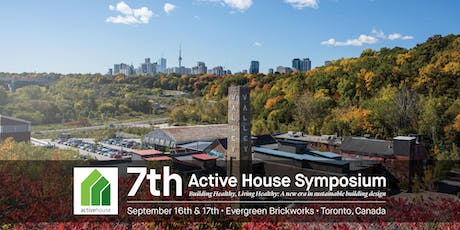 Active House Symposium 2019 - Toronto, Canada tickets