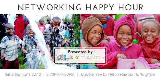 Networking Happy Hour: Well Aware & KG Foundation