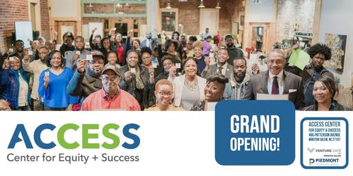 Access Center Grand Opening