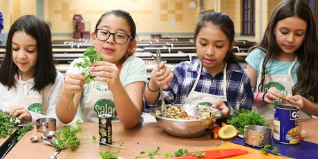 Family Cooking Class with Allergic to Salad at Queens Farm tickets