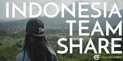 Indonesia Team Share