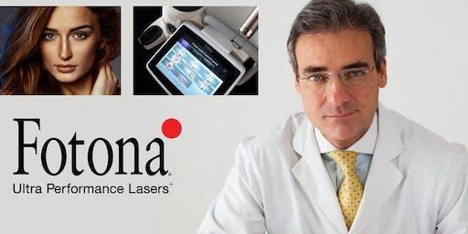 Fotona Laser LIVE Presentation & Demonstration with Dr. Adrian Gaspar