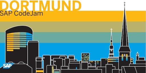 SAP CodeJam Dortmund