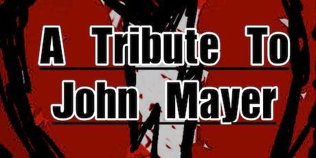 John Mayer Tribute Heartbreak Warfare tickets
