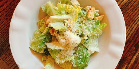 National Caesar Salad Day tickets