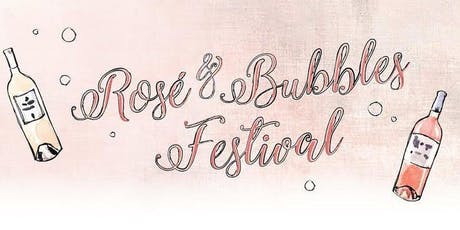 Rosé & Bubbles Festival 2019 tickets