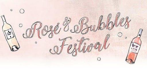 Rosé & Bubbles Festival 2019