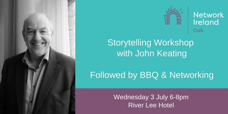 Network Cork – Storytelling Workshop with John Keating tickets