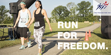 OMS Freedom Park Run- 2020 tickets